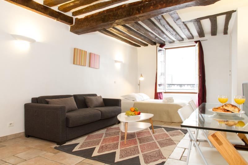 13. PRESTIGIOUS LOCATION, ELEGANT FLAT - LOUVRE - Image 1 - Paris - rentals