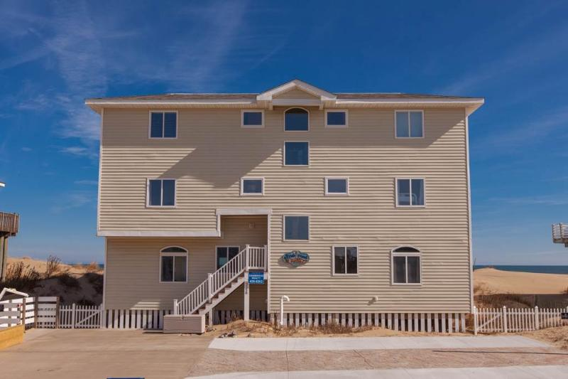 OCEANFRONT VILLA - Image 1 - Virginia Beach - rentals