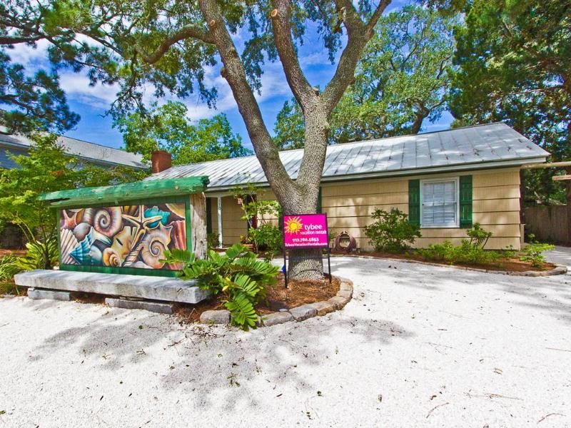 Creekside Livin - Image 1 - Tybee Island - rentals