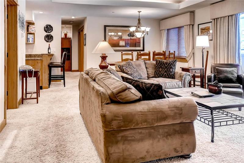 Canyon Creek A108 - Image 1 - Steamboat Springs - rentals