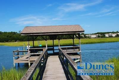 Inlet Point 15-C - Image 1 - Pawleys Island - rentals