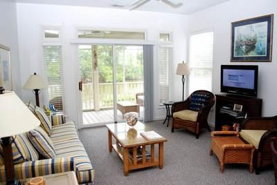 Lakeside Villas 14B, Shell Seekers - Image 1 - Pawleys Island - rentals
