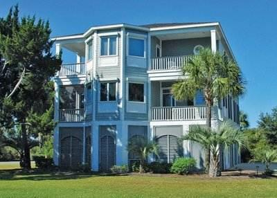 Sandy Paws Beach House - Image 1 - Pawleys Island - rentals