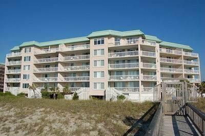 Warwick At Somerset Unit 509 - Image 1 - Pawleys Island - rentals