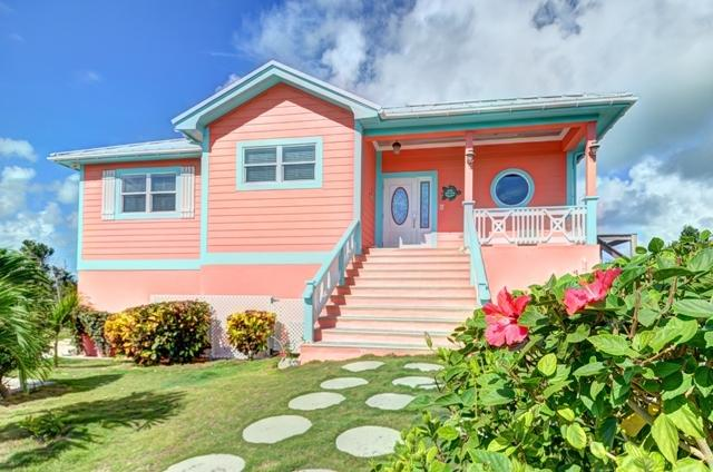 Your Bahamas Stress Escape!  Caribbean Oceanfront! - Image 1 - Rock Sound - rentals