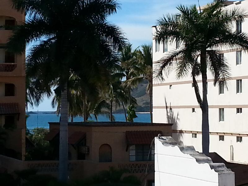 Right across the street from the beach and fabulous pool side hotel facilities! - GOLDEN ZONE: ACROSS from Beach! - Mazatlan - rentals
