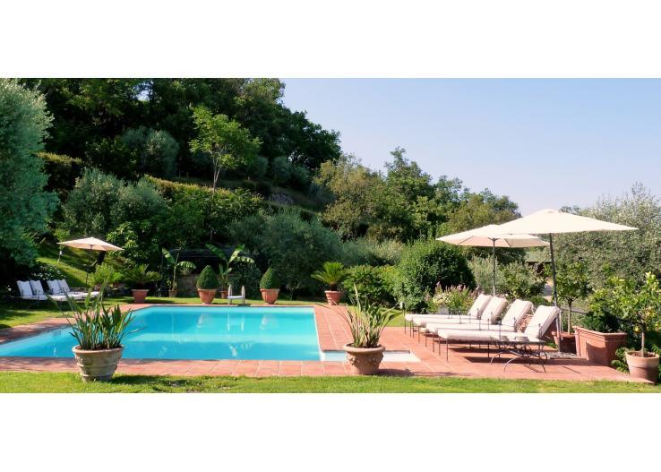 italy/tuscany/villa-fico - Image 1 - Rignano sull'Arno - rentals