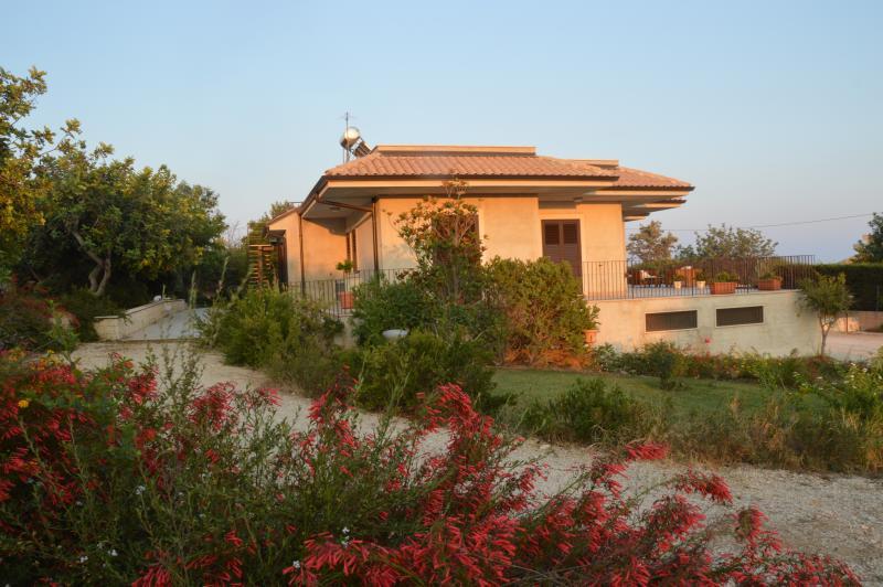 prospetto della casa - Casa Safrala - Scicli - rentals