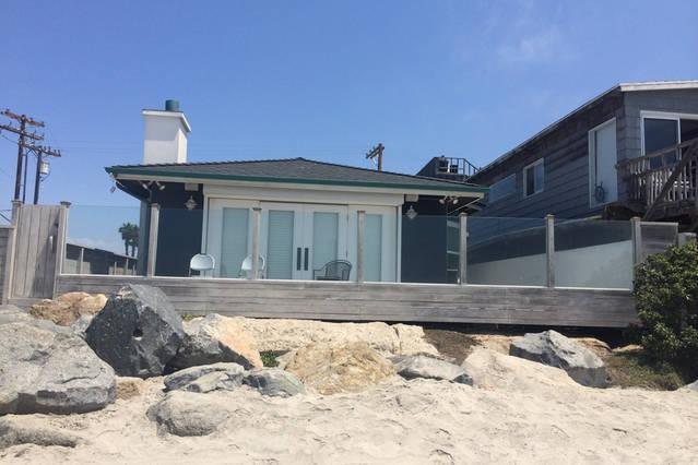 Beach House on the Sand - Image 1 - Imperial Beach - rentals