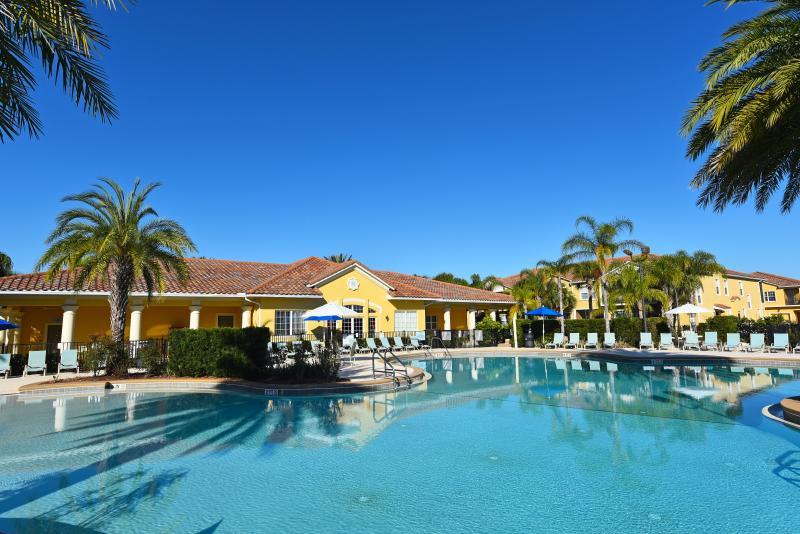 2 Bed Resort With Amenities 5 Min To Disney FR$74 - Image 1 - Orlando - rentals