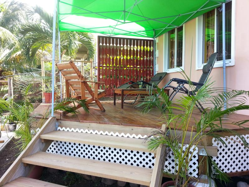 Cosy and quiet  apt at Bonne-Terre , St.Lucia - Image 1 - Gros Islet - rentals