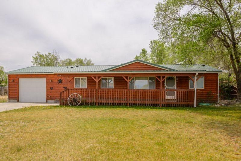 Cozy Cabin at Panguitch - Image 1 - Panguitch - rentals
