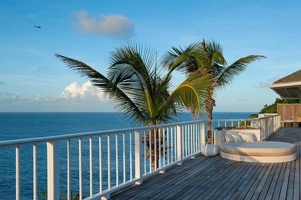A villa of tranquility and privacy with extraordinary views WV CDM - Image 1 - Pointe Milou - rentals