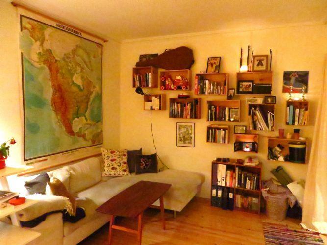 Under Elmene Apartment - Lovely Copenhagen apartment near Christiania - Copenhagen - rentals