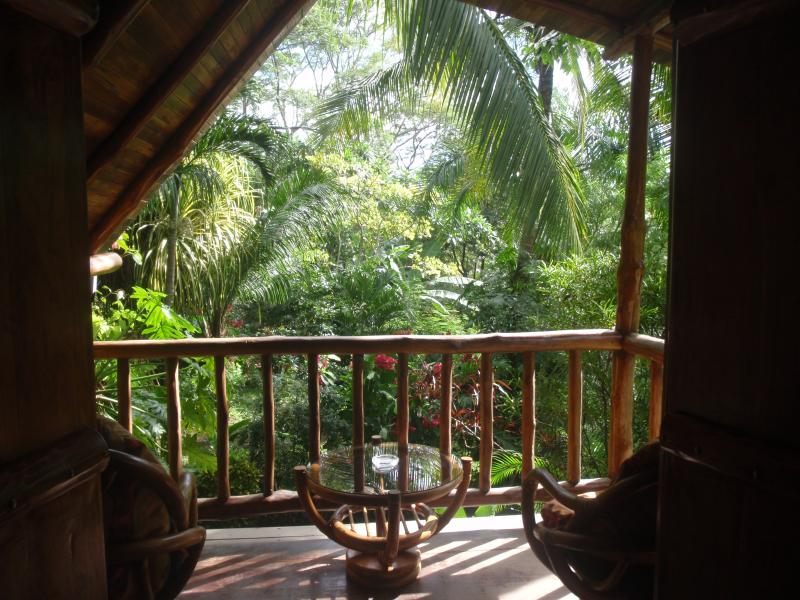 Balkon - Pachamama Tropical Garden Lodge - Mal Pais - rentals