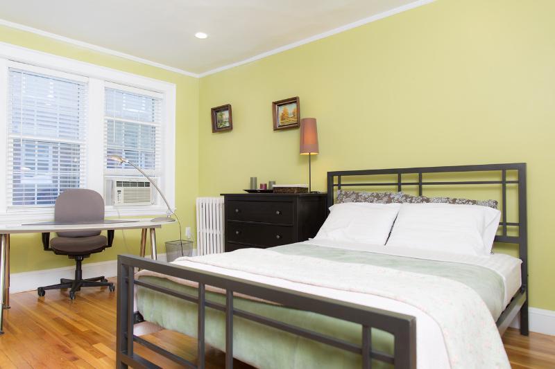 Updated/modern 1-bedroom condo - MIT/Harvard Area - Image 1 - Boston - rentals
