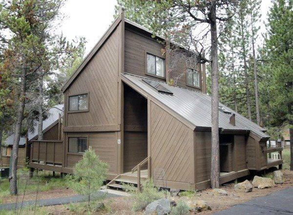 Pole House 15 - Exterior - POLE HOUSE 15 - Sunriver, Oregon - Sunriver - rentals