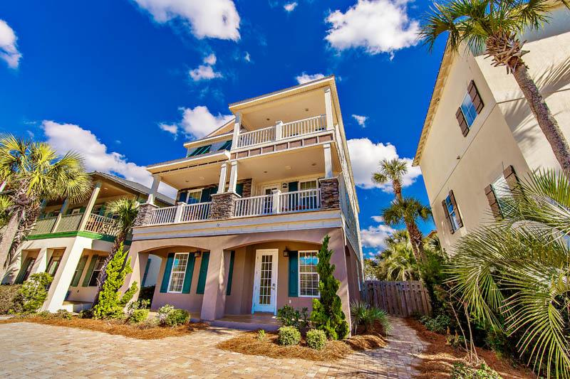 All Inn: 8 Bdrm, Private Pool, Gulf Views - Image 1 - Seagrove Beach - rentals