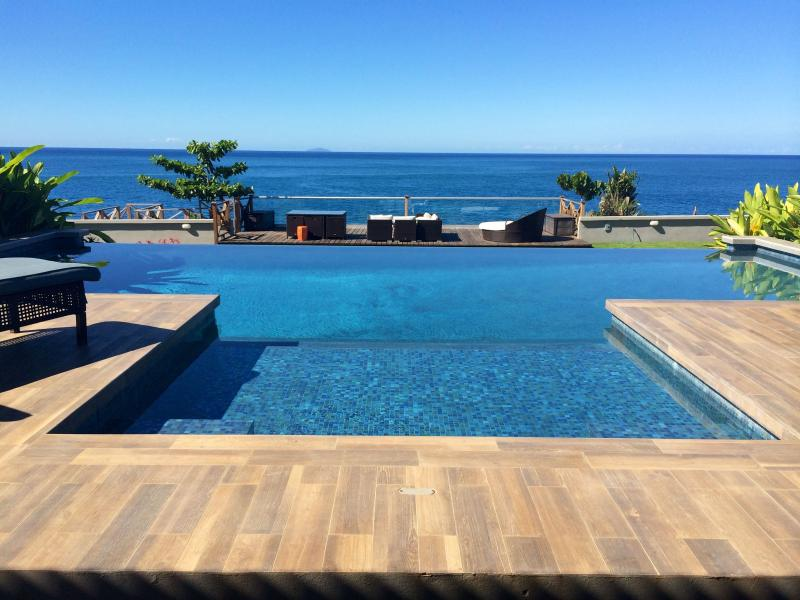 Beautiful Ocean Front House with Infinity Pool - Image 1 - Aguadilla - rentals