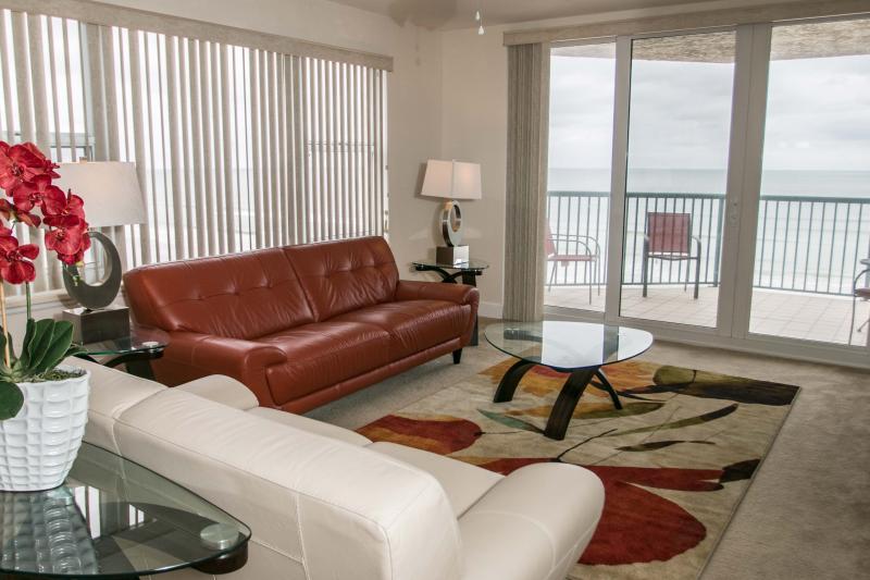 Fall $pecials -Towers Grande Condominium #503 -Oceanfront - Image 1 - Daytona Beach - rentals