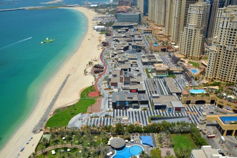 Rimal 6 - 89062 - Image 1 - Jumeirah Lake Towers - rentals