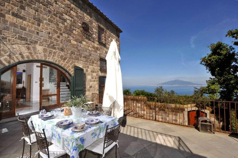 Villa Lubrense - Image 1 - Priora - rentals