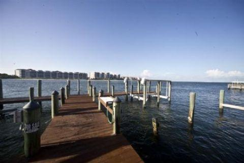 view from docks - La Peninsula 343 - Naples - rentals