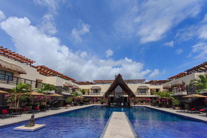 Aldea Thai Penthouse Playa - Image 1 - Cancun - rentals