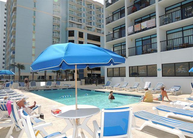 Nice oceanside unit #913 @ Sands At South Beach-Myrtle Beach SC - Image 1 - Myrtle Beach - rentals