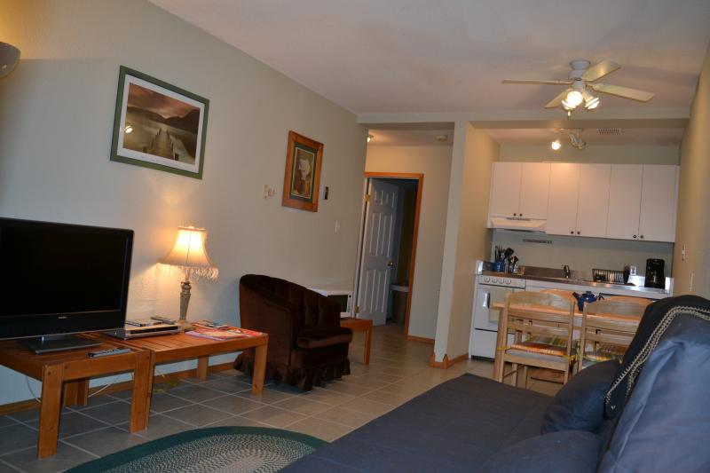 Private on Mtn | 1 bdrm Condo | Sleep 4 | Ski-Out - Image 1 - Kimberley - rentals