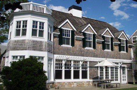 STUNNING EDGARTOWN VILLAGE ARCHITECT-DESIGNED HOME - EDG SPOG-85 - Image 1 - Edgartown - rentals