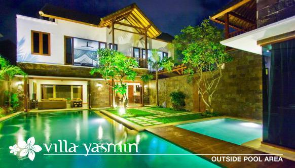Glorious pool setting - 4 Bed Luxury Villa Seminyak Bali great location - Bali - rentals