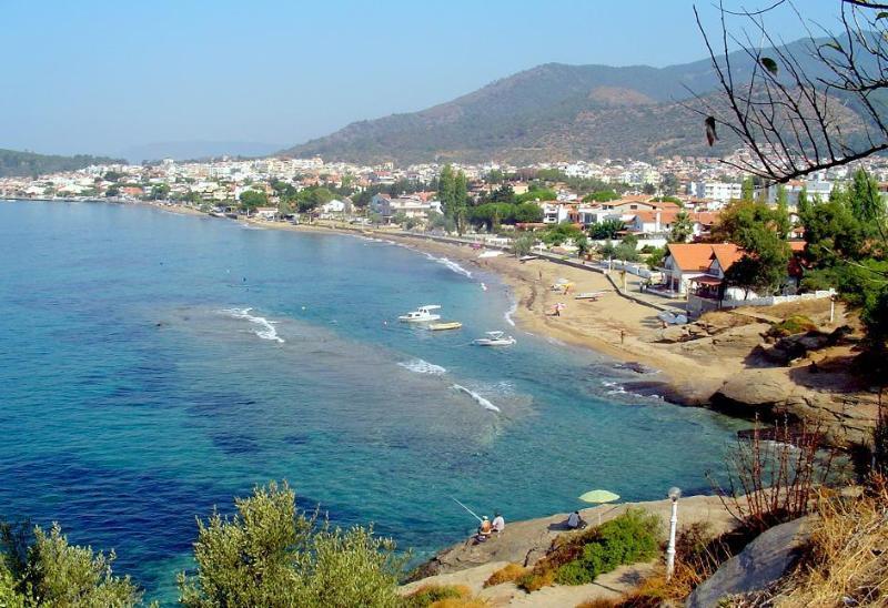 Dolphin Penthouse Apartment-Ozdere Bay, Ozdere, ne - Image 1 - Izmir - rentals