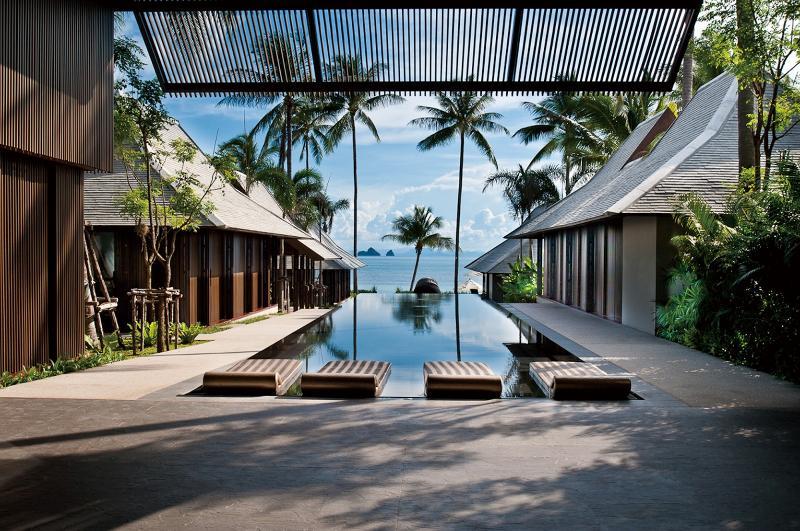 Villa Akatsuki Koh Samui - View - Villa Akatsuki - Beachfront and Sunset Villa - Lipa Noi - rentals