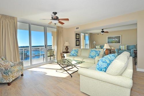 Building - Barefoot North Tower - 1301 - North Myrtle Beach - rentals