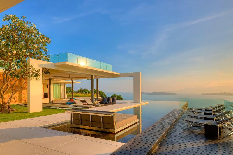 Villa Sangkachai Koh Samui - Villa Sangkachai - Ocean View - Luxury 4 Bedrooms - Choeng Mon - rentals