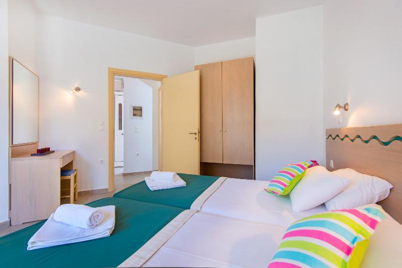 Twin Bedroom - Olive Garden Houses - Afandou - rentals