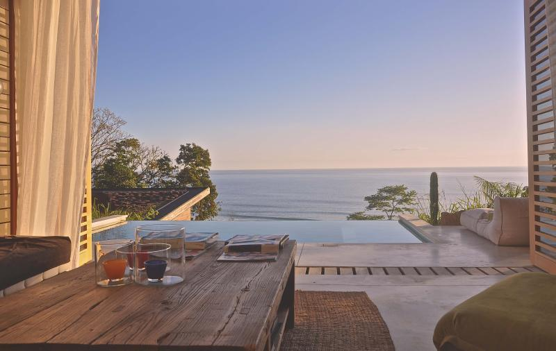 Villa 'Mc Queen' with breathtaking ocean view - Image 1 - Santa Teresa - rentals