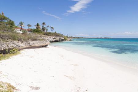 Beach in back yard! - Aruba Beachfront home in The Colony - San Nicolaas - rentals