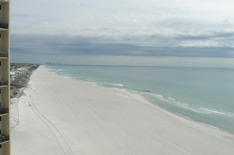 Master Bedroom Balcony - A LITTLE SLICE OF SUGARY BEACH HEAVEN (WIFI) - Panama City Beach - rentals
