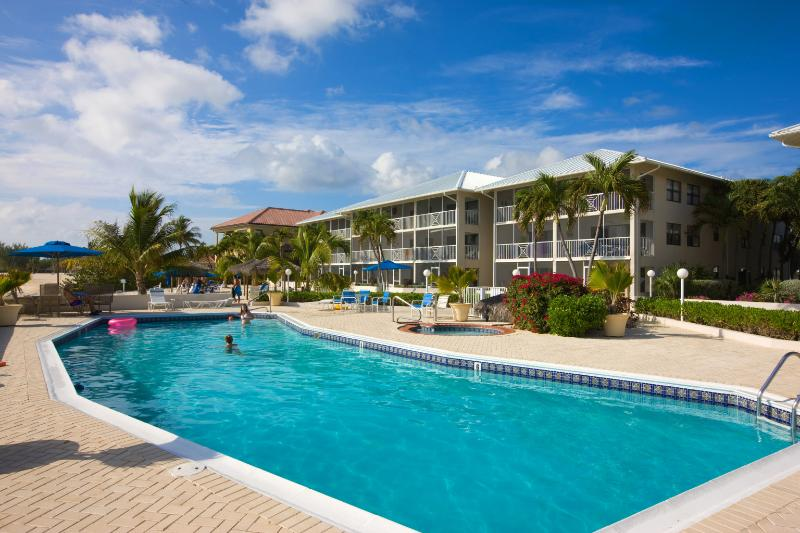 2 Bedroom 2 Bathroom Ocean Front Condo #37 - Image 1 - Seven Mile Beach - rentals