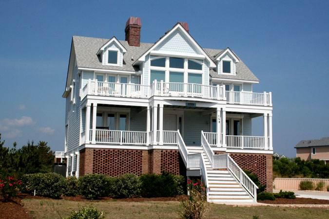 Carolina House  BU63 - Image 1 - Corolla - rentals
