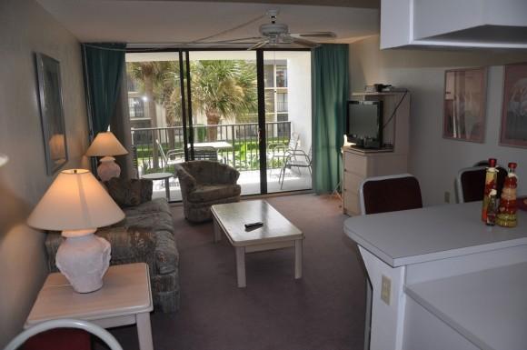 Beach Condo Rental 211 - Image 1 - Cape Canaveral - rentals