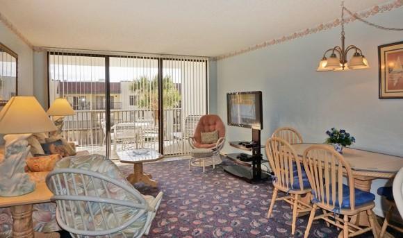 Beach Condo Rental 310 - Image 1 - Cape Canaveral - rentals