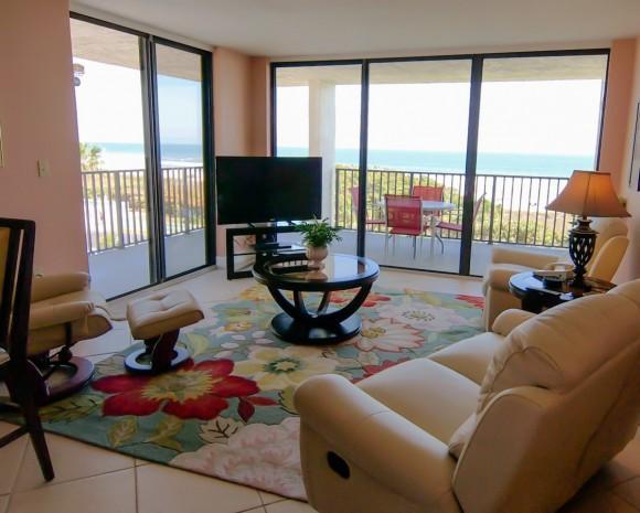 Beach Condo Rental 401 - Image 1 - Cape Canaveral - rentals