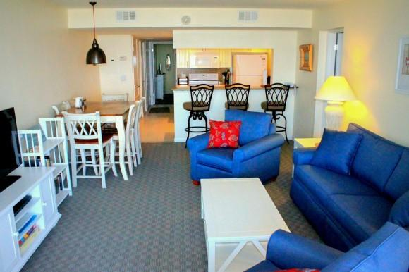 Beach Condo Rental 406 - Image 1 - Cape Canaveral - rentals