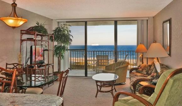 Beach Condo Rental 405 - Image 1 - Cape Canaveral - rentals
