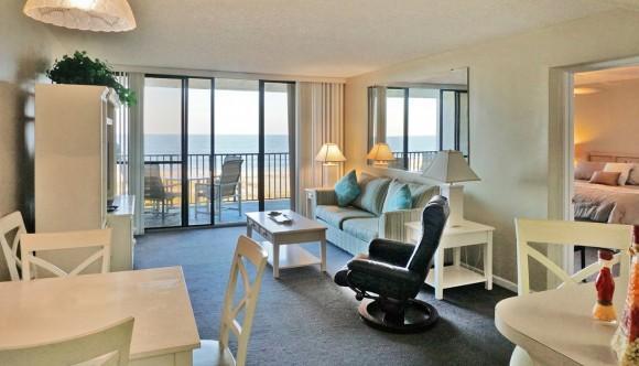 Beach Condo Rental 407 - Image 1 - Cape Canaveral - rentals