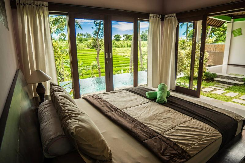 Privacy in Tropical Nature & Luxury... 6-BR Villa - Image 1 - Canggu - rentals