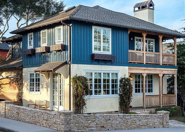 Welcome to Jewel-by-the-Sea - Beautiful Custom Home! Perfect for Families! - 3684 Jewel by the Sea ~ Brand New, Luxurious, Walk to Town and the Beach - Pacific Grove - rentals